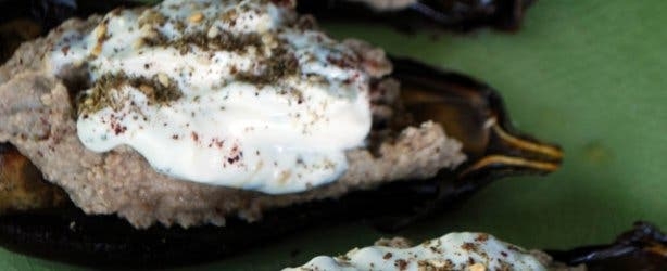 baked aubergine1