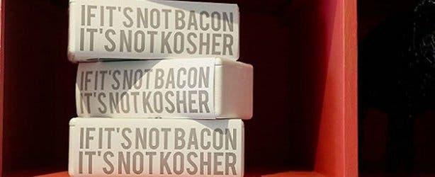 Bacon Pop-up Bar Decor