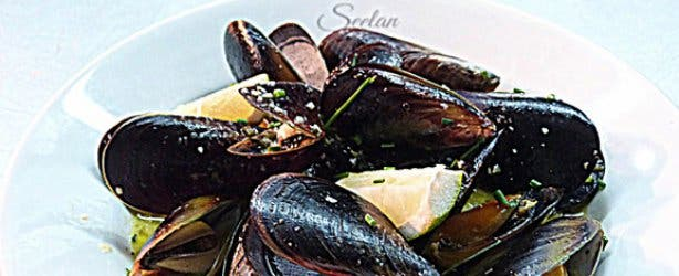 Mussels from Seelan Eatery