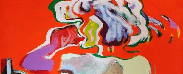 Erdmann Contemporary Gallery Painting