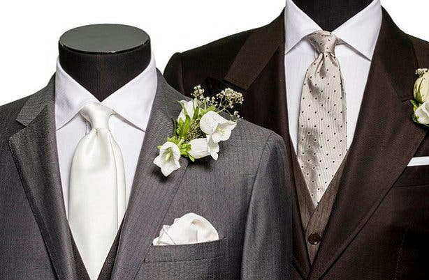 More tailor-made suits