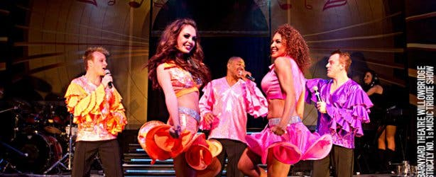 Barnyard Theatre's Strictly No. 1s Music Tribute Show