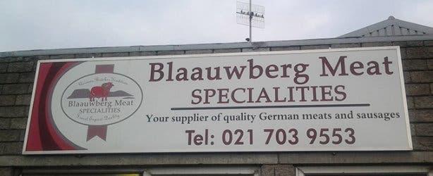 Blaauwberg Meat - 2