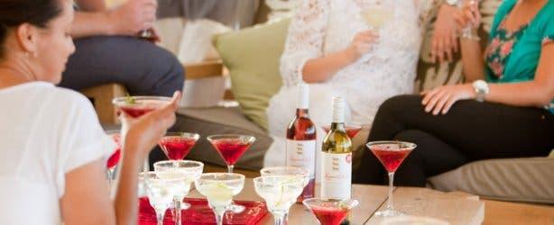 Wine Cocktails at Leopards Leap