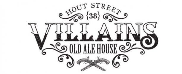 Villains Ale House Logo 2