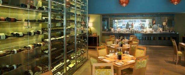Taj Hotel Mint Restaurant 2