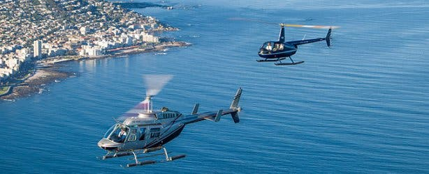 NAC Helicopters South Africa tours