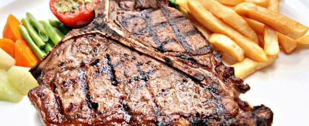 Big Bee Festival Steak