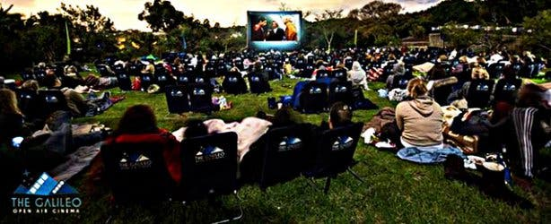 The Galileo Open Air Theatre Kirstenbosch