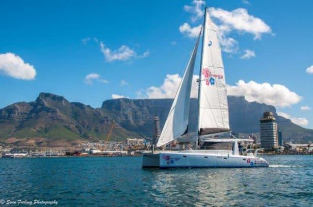 Serenity One Catamaran