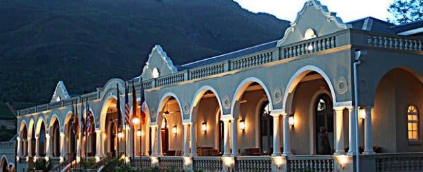 Royal Hotel Front
