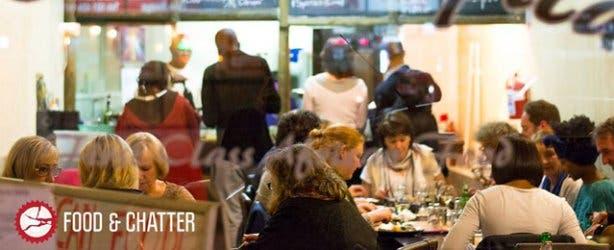 Food and Chatter Ubuntu Girl