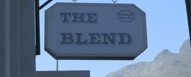 The Blend Cafe Kaapstad