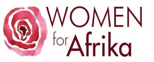 Women for Afrika Woman Within workshop