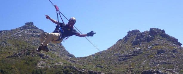 Cape Town Zipline Tour in Constantia