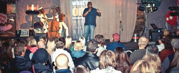 KG Hout Bay Harbour Comedy Club