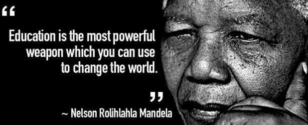 Nelson Mandela Quote 02