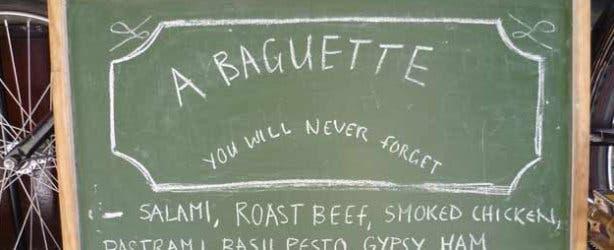 Baguette Sandwich 1