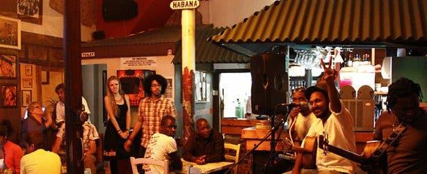 Live music Mondays at Cafe Mojito