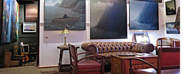 Luvey n Rose Art Gallery in Cape Town