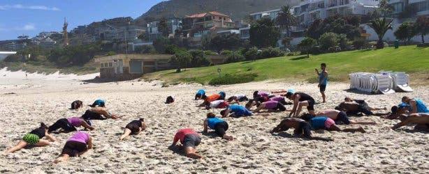 IGNITE Fitness Beach Burn