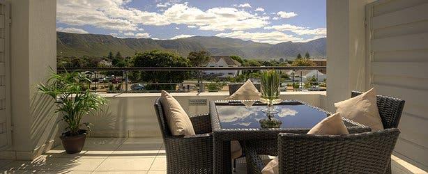 Balcony of Whale Coast Hotel