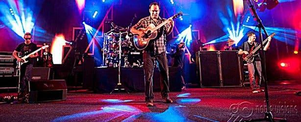 Dave Matthews Band Concert Cape Town 01