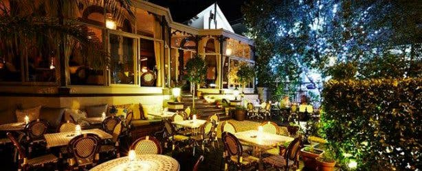 Kloof Street House Restaurant KSH Cape Town