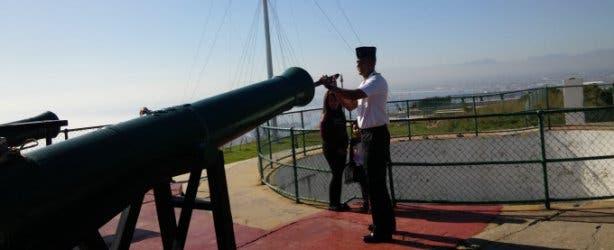 Noon Gun Kapstadt 1