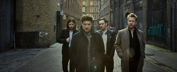 Mumford and Sons Tour in Cape Town