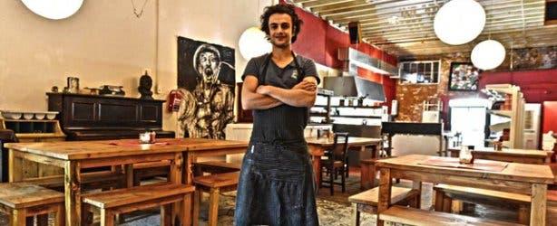 Chef Luca from True Italic Italian Restaurant