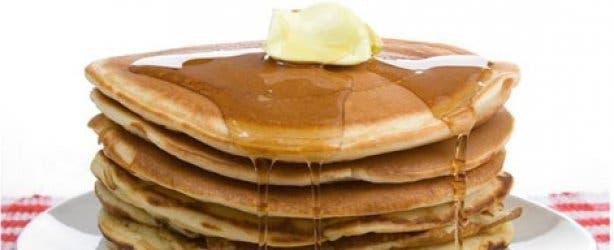 Franky's Diner Pancakes