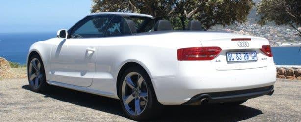Audi Convertible Rental Cape Town
