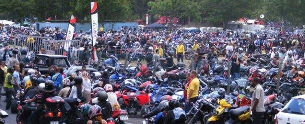 Toy Run Motorbikers