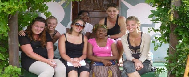 studiereis zuid-afrika