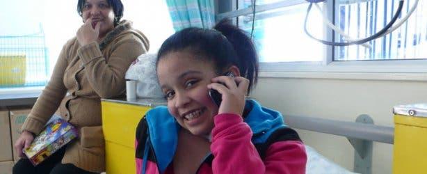 Red Cross Children's Hospital Patient