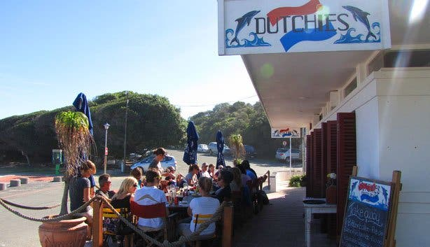 Dutch Cafe Hermanus Dutchies