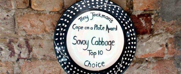 Savoy Cabbage Kaapstad
