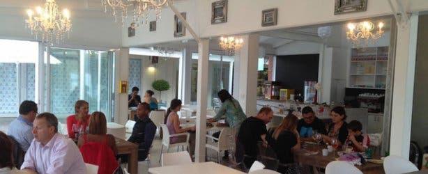 Dutch Haven Restaurant Interior
