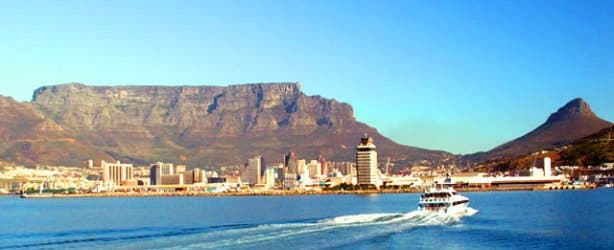 Table Mountain City