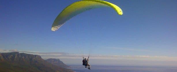paragliding kaapstad