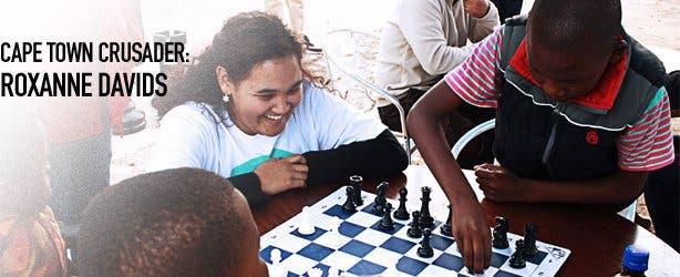 Cape Town Crusader Roxanne Davids