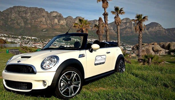 SLV Mini Cooper mountain