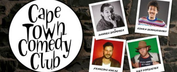 Comedy Club Afrikaans Fees