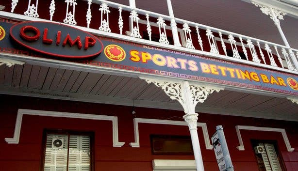 Olimp Sports betting Bar