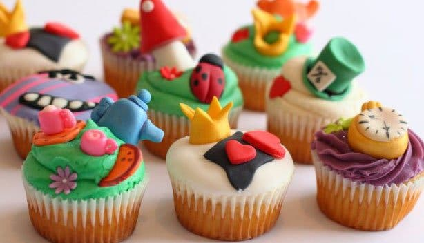 Cape Town Bakery Cupcakes