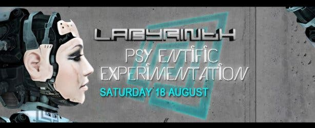labyrinth psyentific experiment