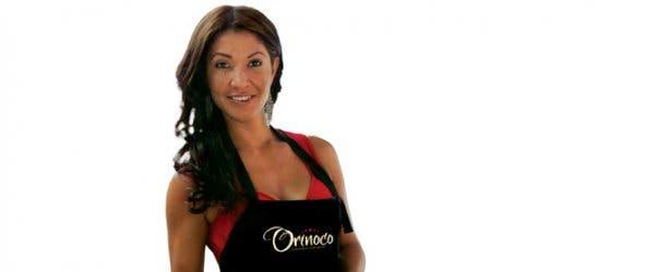 Migdalia - head chef at Orinoco