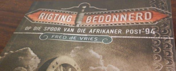 schrijver Fred de Vries