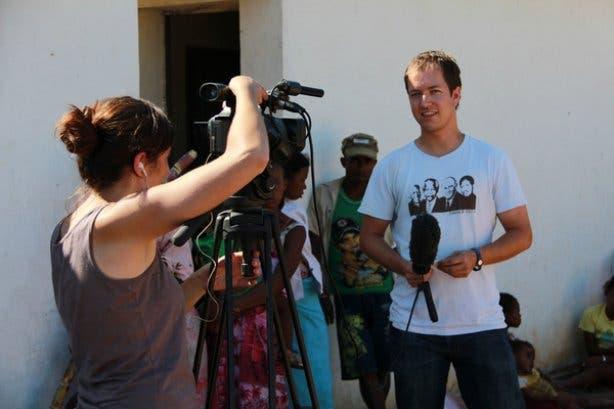 Auslandskorrespondent Christian Putsch